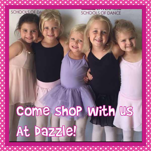 dazzle come shop with us